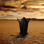 حجاب از نظر حضرت زینب