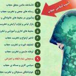 بدحجابی نماد انتقاد و اعتراض