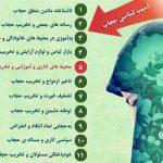 محیط های اداری و آموزشی و تخریب حجاب