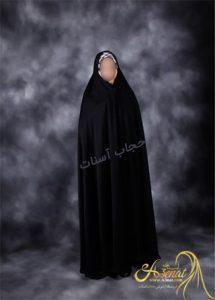 چادر مشکی ساده ایرانی