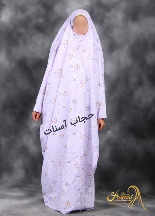 چادر رنگی نماز بیروتی