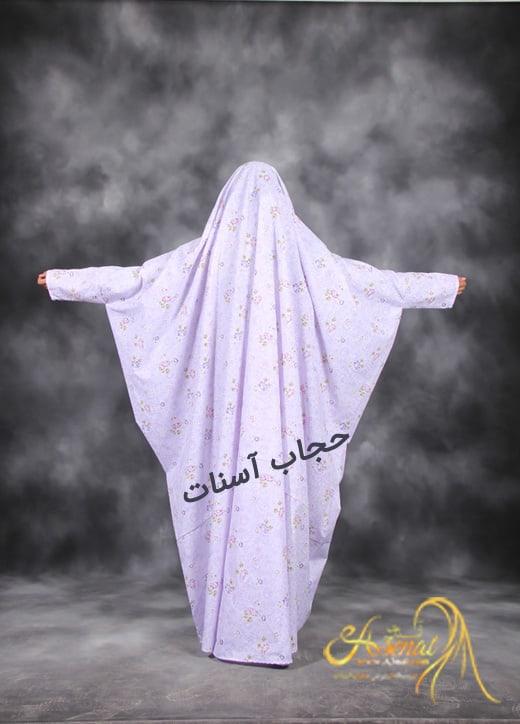 چادر لبنانی رنگی